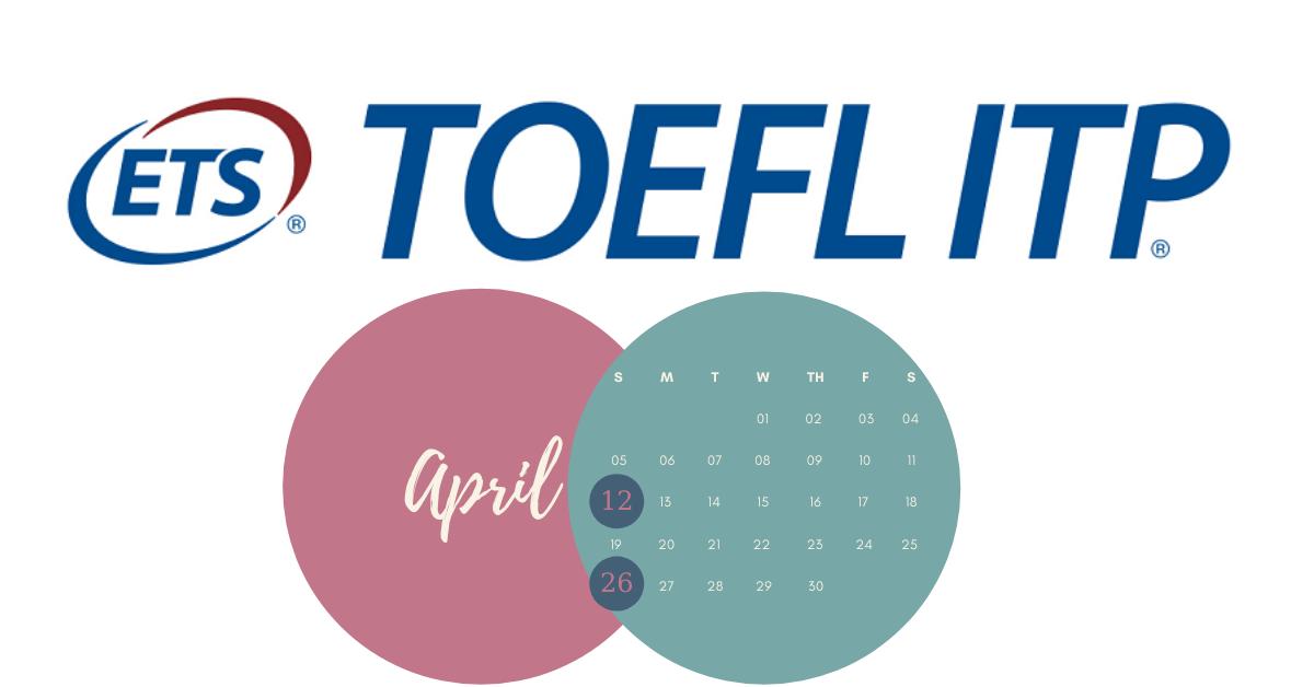 Lịch thi Toefl ITP tháng 6-2020