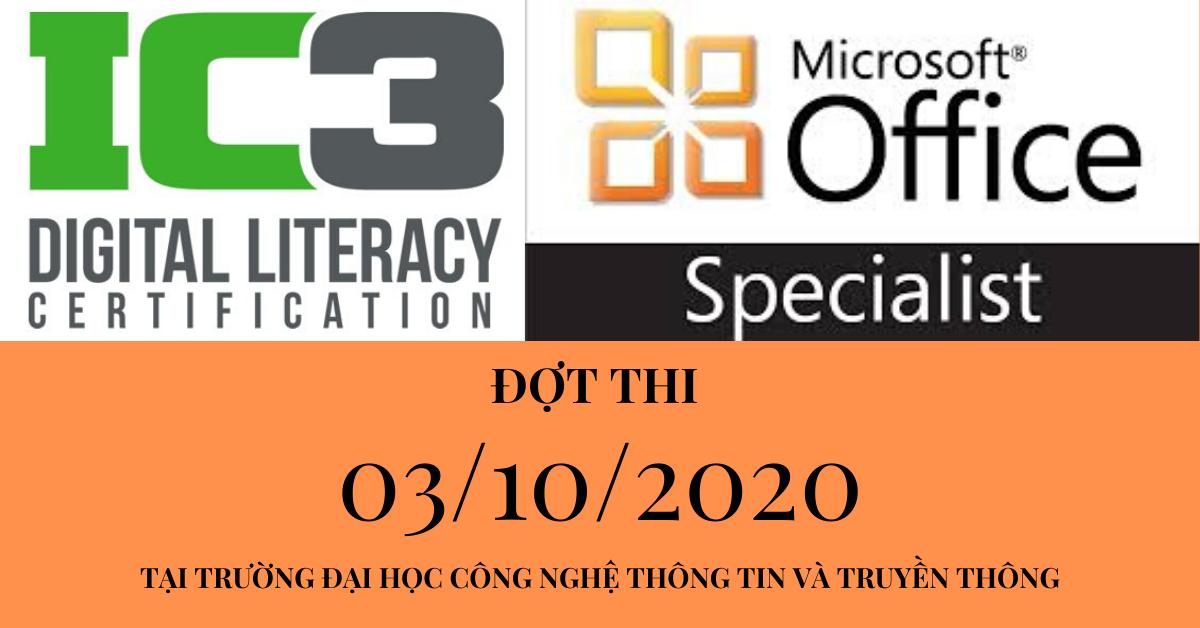 Chứng chỉ Toefl ITP tháng 10-2020